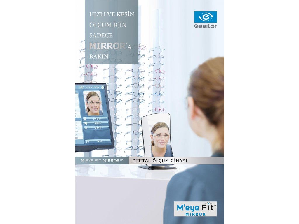 M'eye Fit Mirror (Ayna)